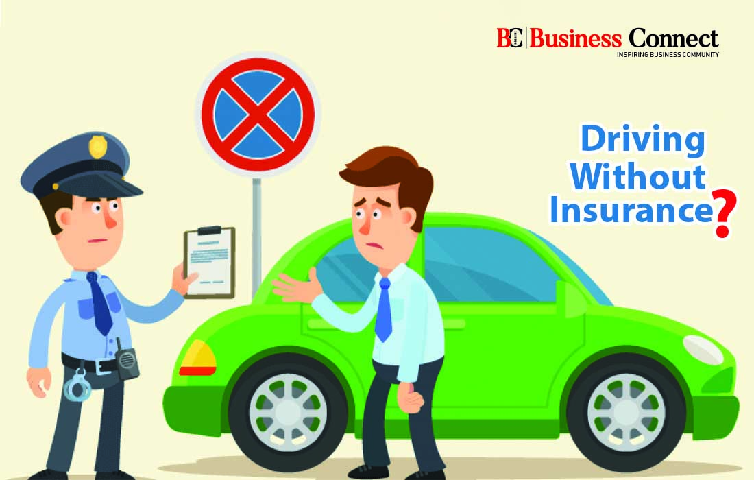 Driving Without Insurance-Business Connect