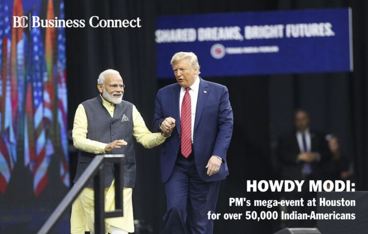 Howdy Modi | Business Connect