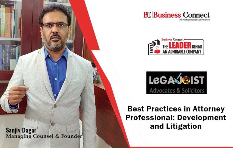 Legajoist- Best Lawyer Firm | Business Connect