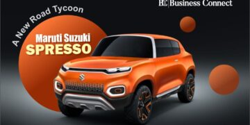 Maruti Suzuki S Presso-Business Connect