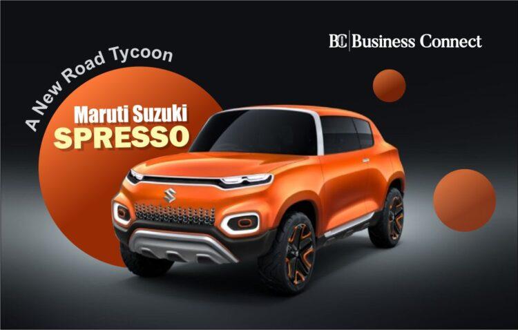 Maruti Suzuki S Presso-Business Connect