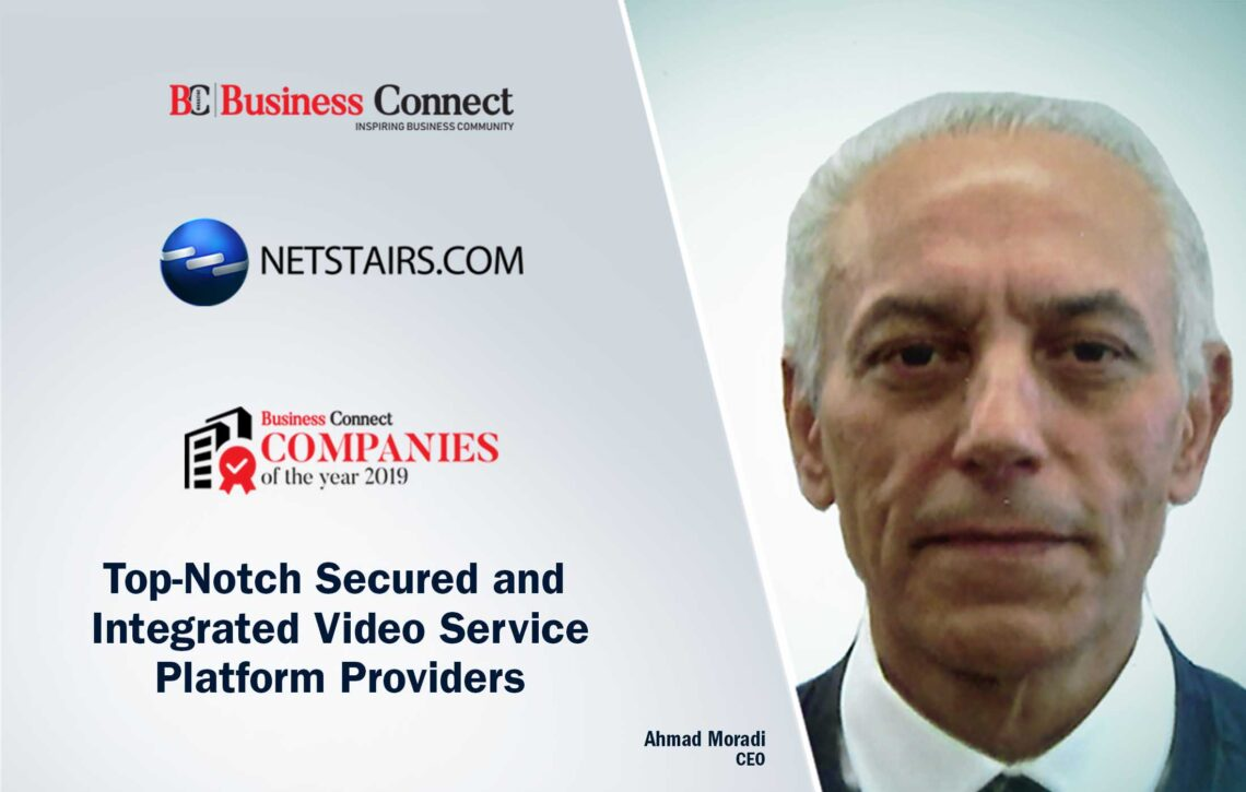 Netstairs-Best Business Video Service Platform | The CEO Story