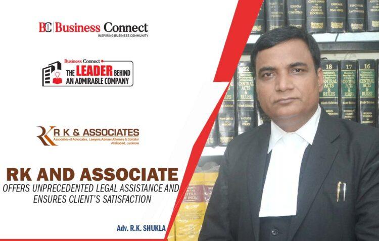 RK & Associates- Best Legal Advisor   Business Connect