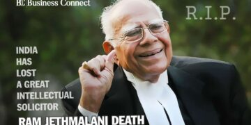Ram Jethmalani death - Business Connect