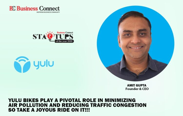 YULU Bikes | Business Connect