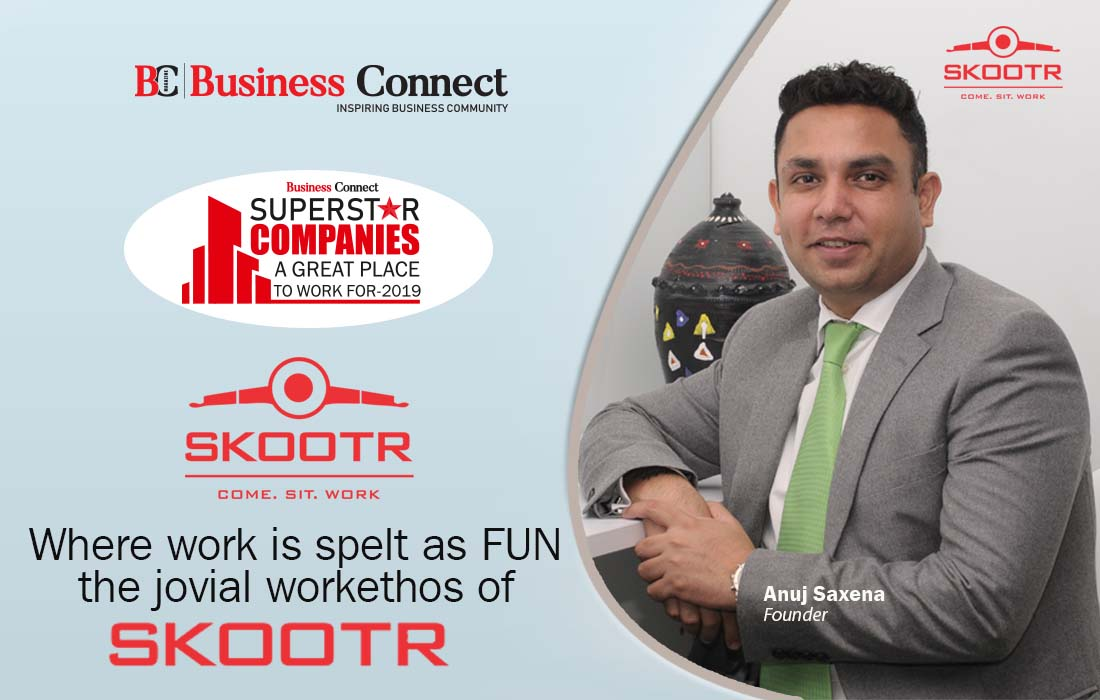 skootr- Best office solutions provider| Business Connect