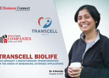 Transcell Biolife-Business Connect Magazine