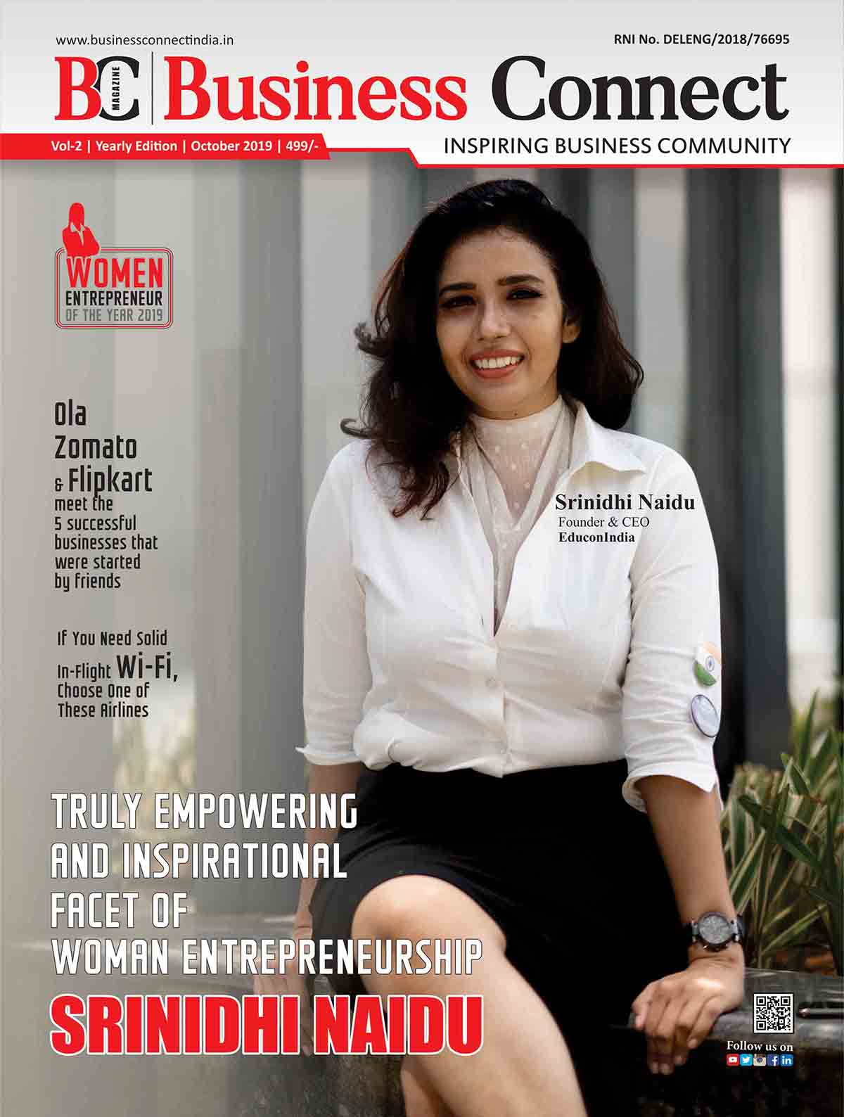 Best Business Magazine In India | Business Connect