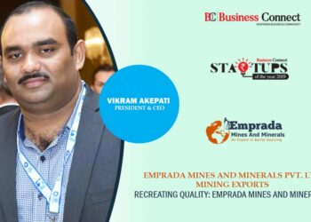 Emprada Mines And Minerals Pvt Ltd. | Business Connect