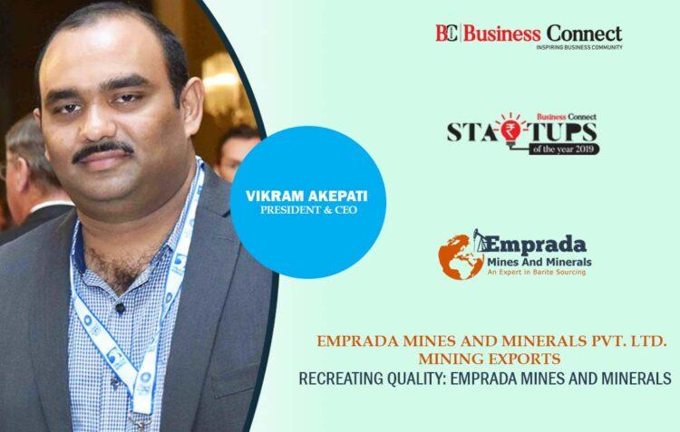 Emprada Mines And Minerals Pvt Ltd. | Business Connect