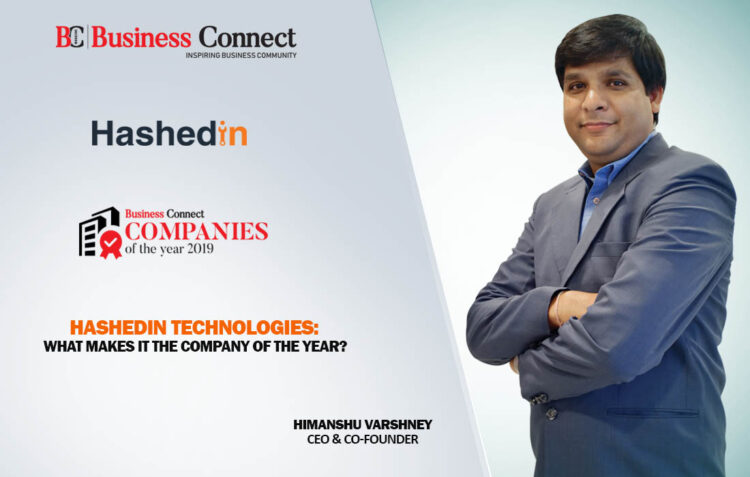 HashedIn Technologies   Business Connect