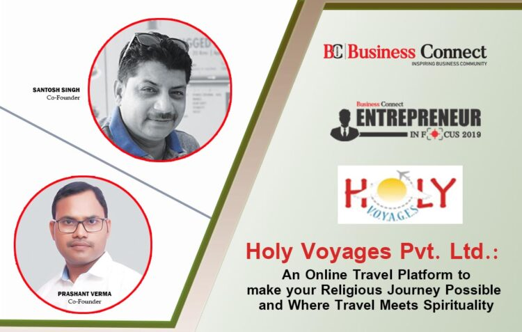 Holy Voyages Pvt Ltd | Business Connect