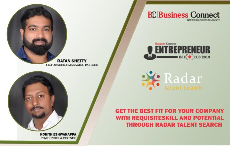 Radar Talent Search | Business Connect