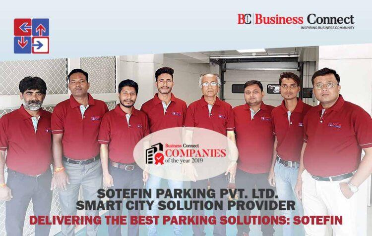 Sotefin parking pvt ltd. | Business Connect