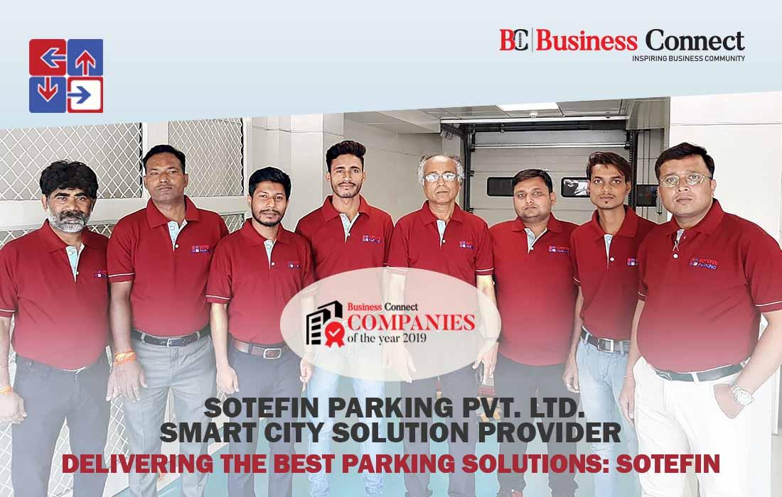 Sotefin parking pvt ltd.   Business Connect