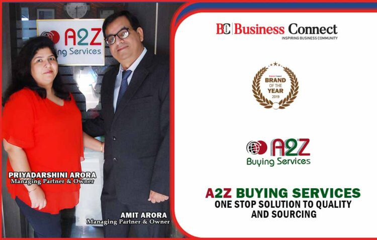 A2Z BUYING SERVICES   Business Connect