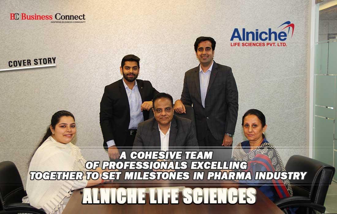 Alniche Life Sciences - No 1 Pharma Company   Business Connect