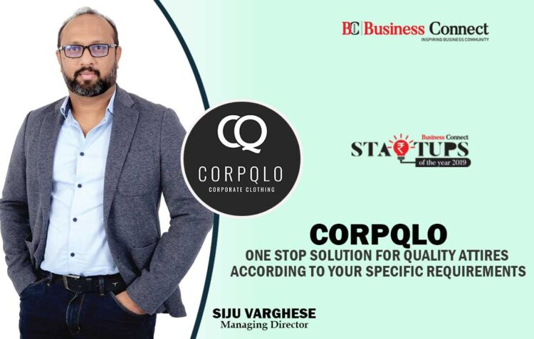 Corpqlo Clothing Pvt Ltd | Business Connect
