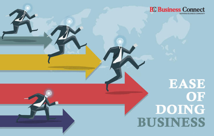 Ease of doing business | Business connect