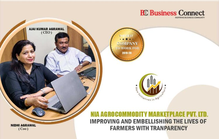 NIA Agrocommodity Marketplace Private Limited.   Business Connect