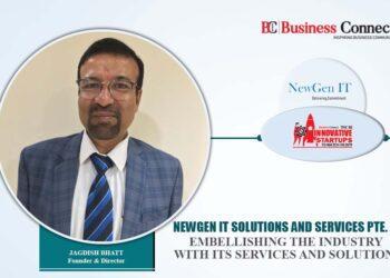 NewGen IT Solutions and Services Pte. Ltd. | Business Connect