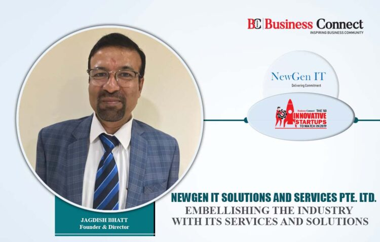 NewGen IT Solutions and Services Pte. Ltd.   Business Connect