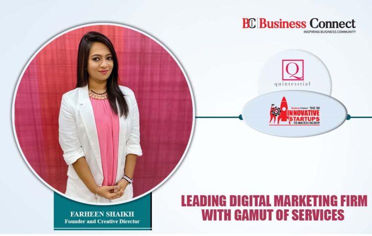 QUINTESSTIAL MEDIA & MARKETING -Digital Marketing Firm   Business Connect