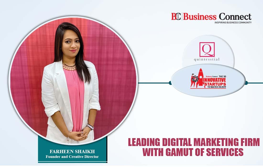 QUINTESSTIAL MEDIA & MARKETING -Digital Marketing Firm | Business Connect