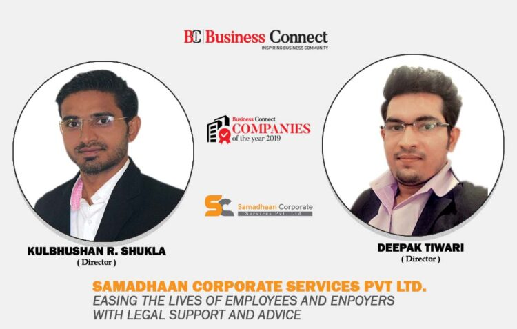 Samadhaan Corporate Services Pvt Ltd_Business Connect Magazine
