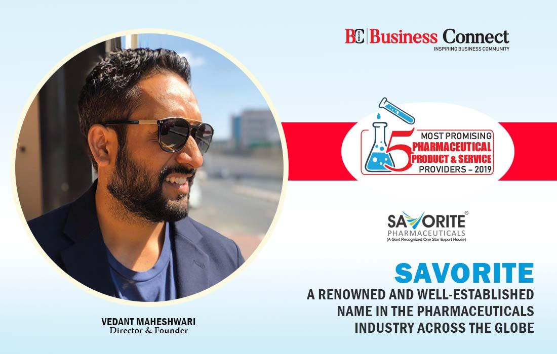 Savorite Pharmaceuticals | Business Connect