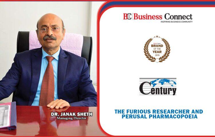 CENTURY PHARMACEUTICALS LTD   Business Connect