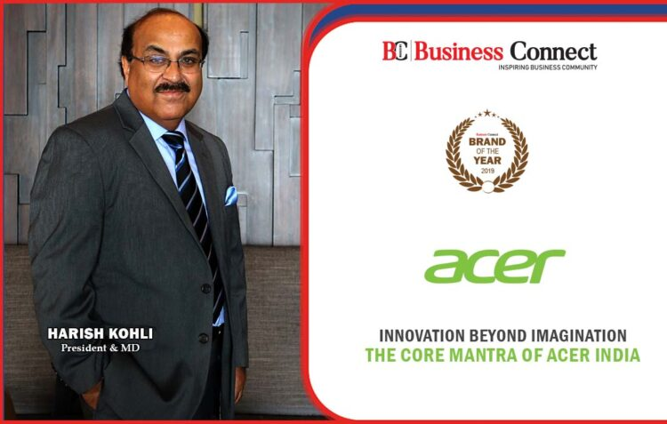 ACER India Pvt. Ltd   Business Connect Magazine