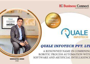 Quale Infotech Pvt. Ltd.   Business Connect