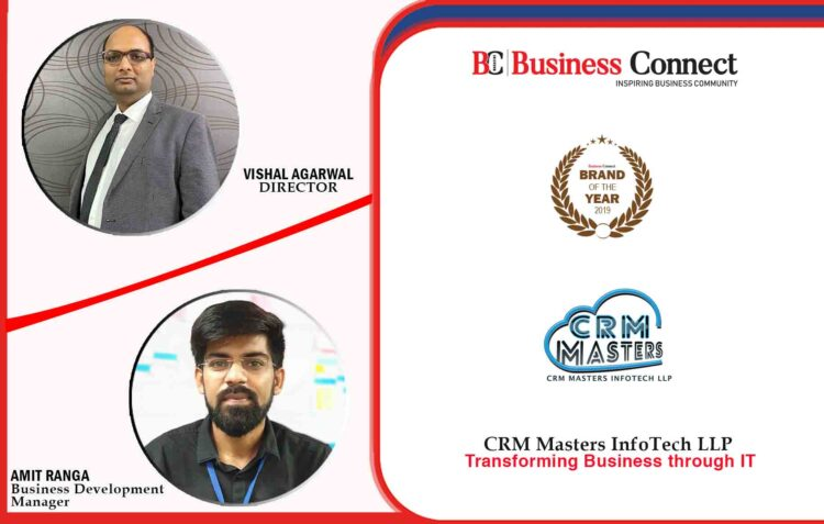 CRM Masters InfoTech LLP | Business Connect