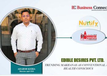 Edible Desires Pvt Ltd.- Nuttify   Business Connect