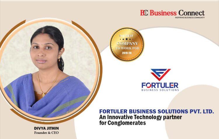 Fortuler Business Solutions Pvt. Ltd. | Business Connect