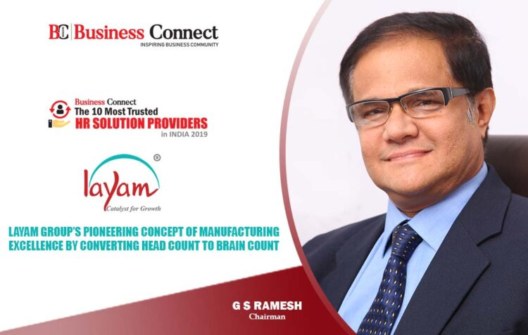 Layam Group - No 1 HR Solution Provider   Business Connect