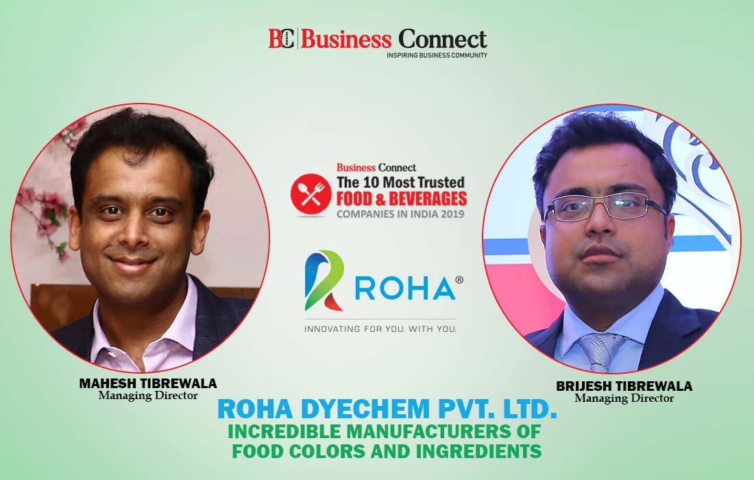 ROHA DYECHEM PVT Ltd.   Business Connect