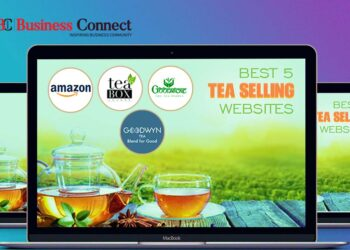 Best 5 tea selling websites | Business Connect