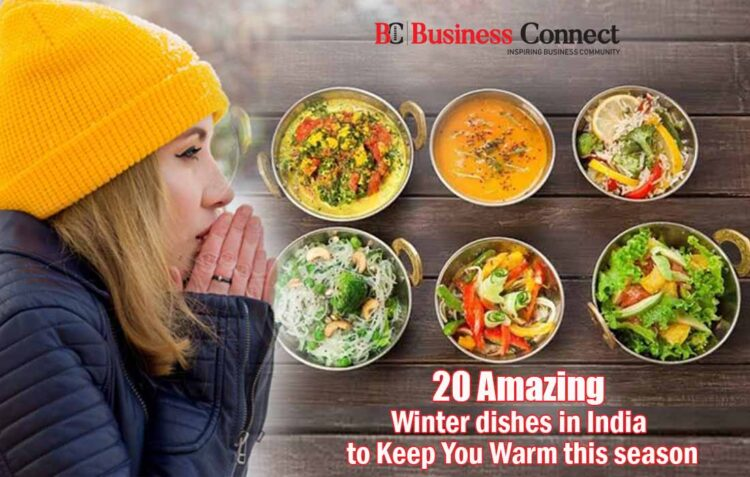 20 Amazing Winter Dishes | Business Connect