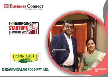 Urban South - Desamangalam Food   Business Connect