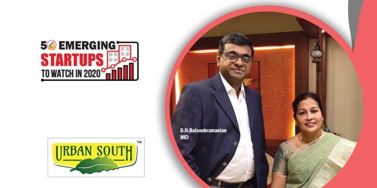 Urban South - Desamangalam Food | Business Connect