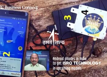 Android phones in India to get ISRO technology in upcoming models   Business Connect