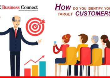 How do you identify your target customers?   Business Connect