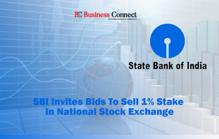 SBI Invites Bids To Sell   Business Connect