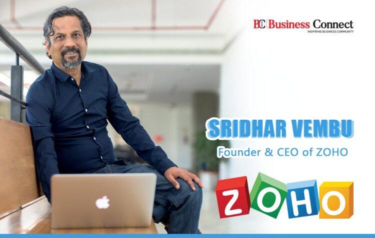 Sridhar Vembu   Business Connect