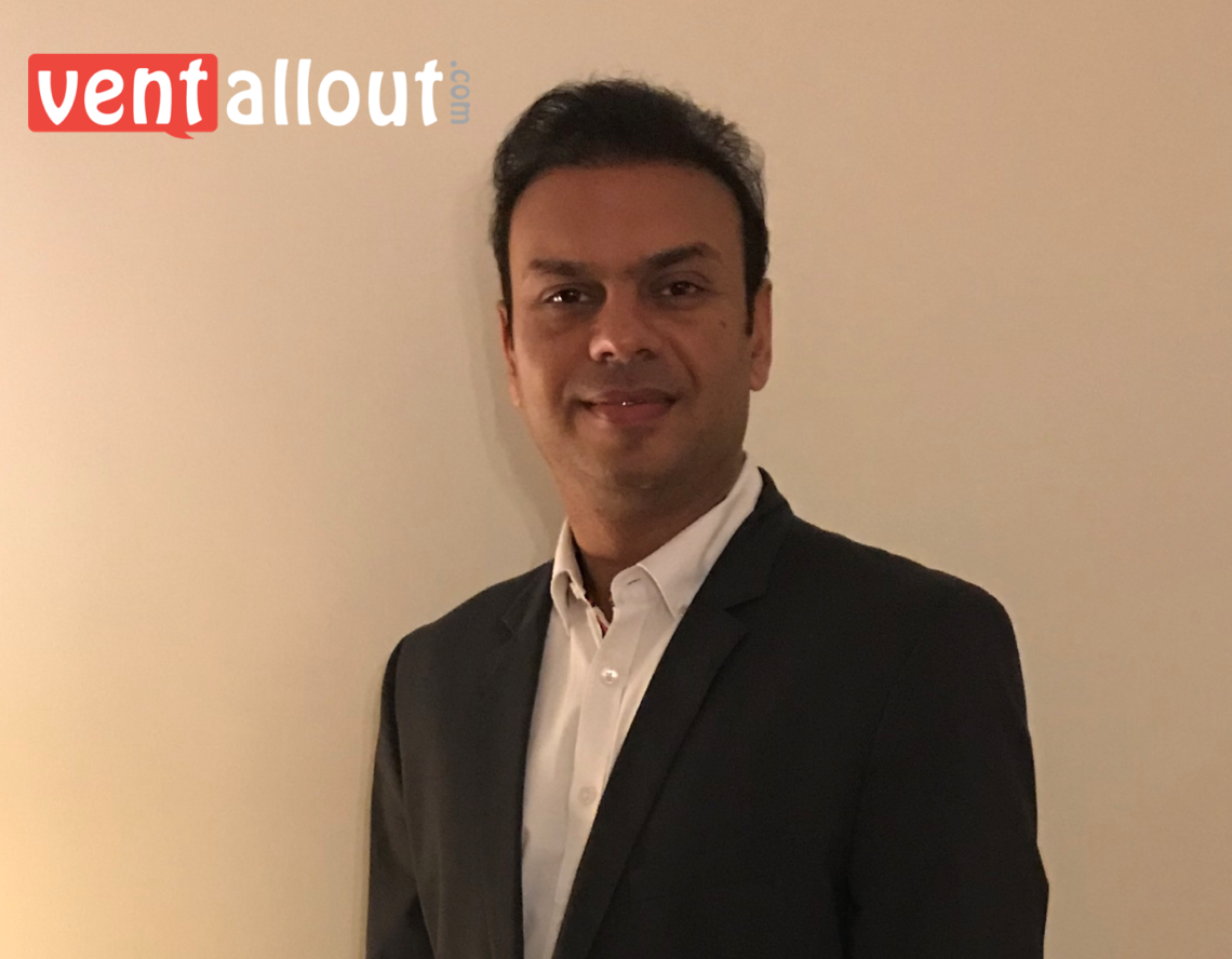 Sumit Mittal - Vent All Out