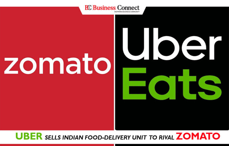 Uber Sells Indian Food Delivery Unit to Rival Zomato   Business Connect