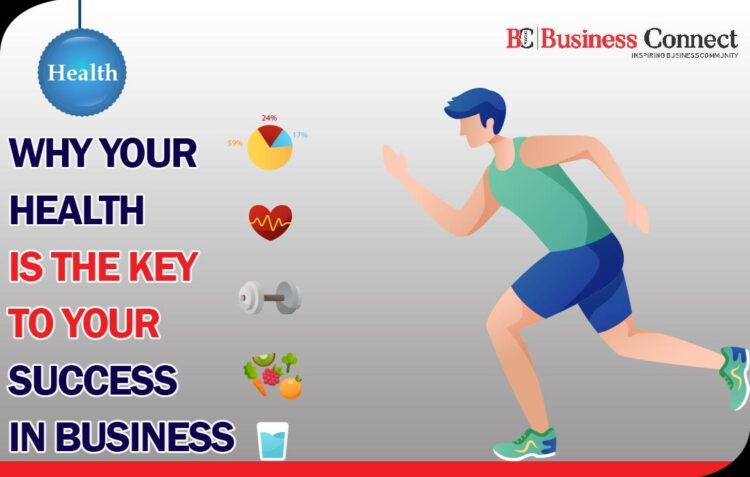 Why Your Health Is the Key to Your Success in Business | Business Connect