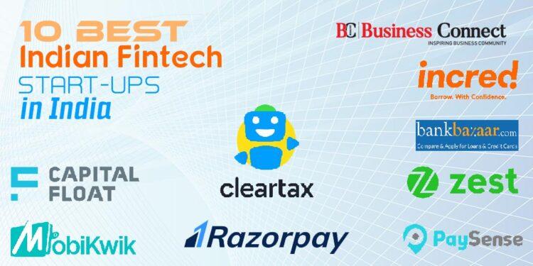 10 Best Indian Fintech Startups | Business Connect